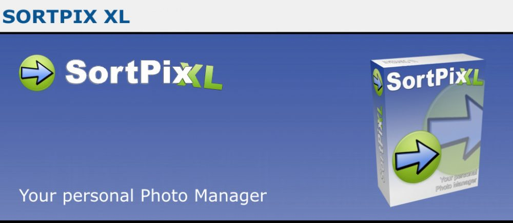 Photo Manager Software – SortPix XL